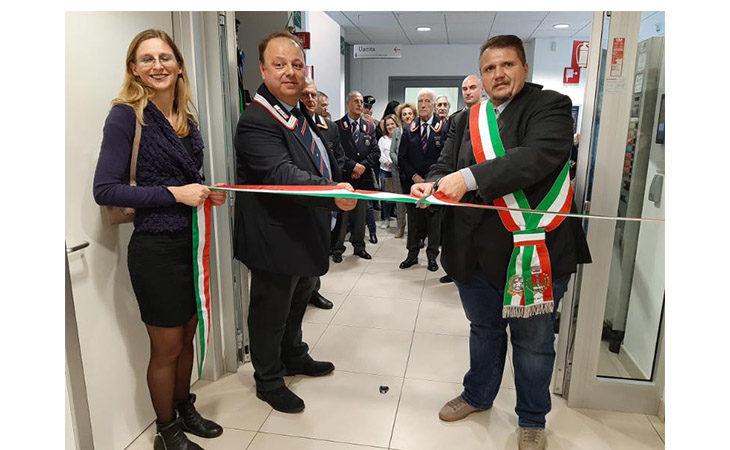 Inaugurata ad Ozzano la nuova sede dell'Associazione Nazionale Carabinieri
