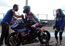Motociclismo paralimpico, podio tutto italiano nell'International Bridgestone Handy Race 600
