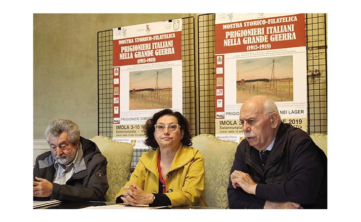 Mostra storico-filatelica alla Salannunziata per ricordare i prigionieri della Grande Guerra