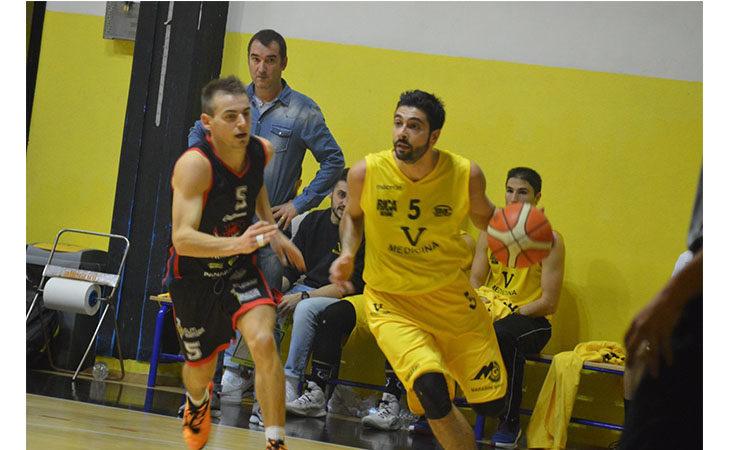 Basket C Gold, vittoria esterna di prestigio per la Virtus Medicina