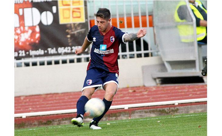 Calcio serie C: il tecnico Atzori ed i giocatori Marcucci e Latte Lath nel post partita di Imolese-Sudtirol. IL VIDEO