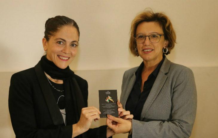Baccanale 2019, il Garganello d'Oro consegnato alla chef stellata Rosanna Marziale