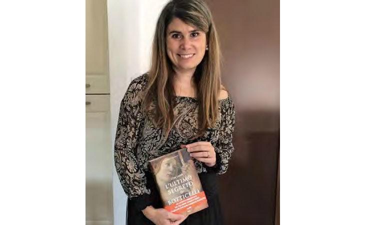 Ombre e… Luce d'amore nel romanzo «L'ultimo segreto di Botticelli» della scrittrice imolese Lisa Laffi