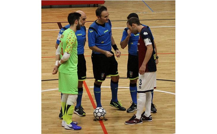Futsal A2, l'Imolese riassapora il gusto della vittoria. Alla Cavina schiantata Pistoia