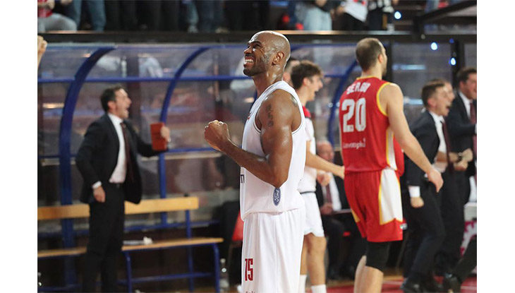 Basket A2, continua il momento d'oro dell'Andrea Costa che conquista anche Caserta