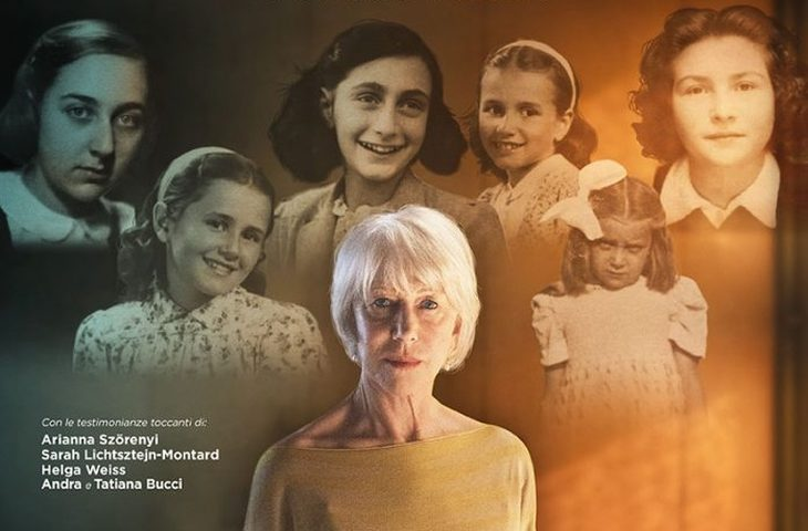 "A ""Cinema Osservanza' il documentario su Anne Frank e la Shoah"