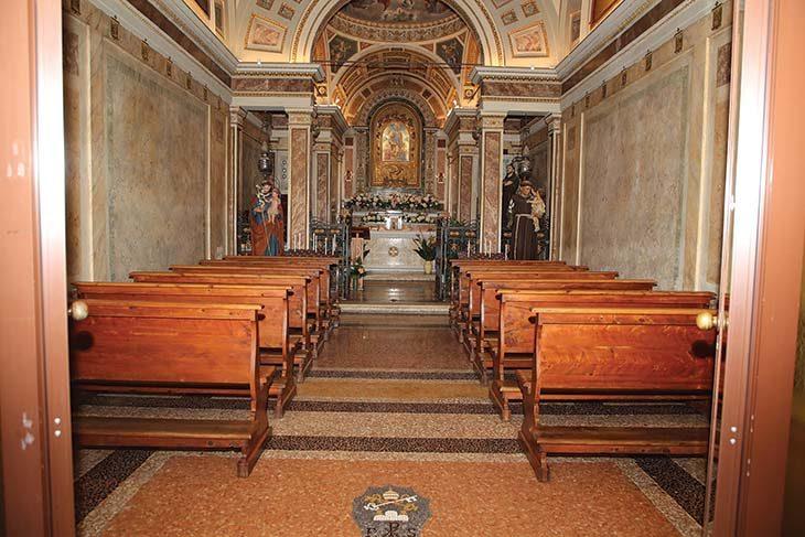 Nuova illuminazione e restauri al Santuario della Beata Vergine delle Grazie all'Osservanza