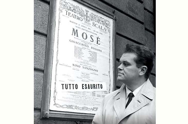 «Uno scenografo tra la Scala e Cinecittà» è la mostra su Pietro Zuffi