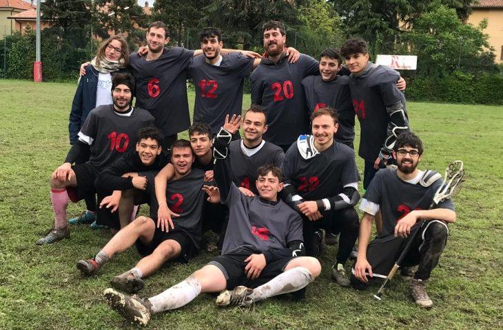 Anche la squadra maschile di lacrosse comincia il campionato. Trasferta a Roma