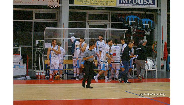 Basket C Gold, successi per Olimpia Castello e Castel Guelfo. Medicina cade a Lugo