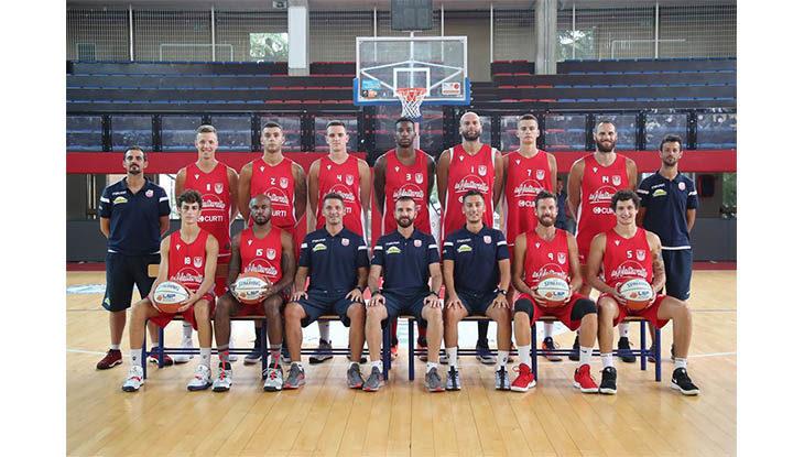 Basket A2, al palaCarnera di Udine ko pesante per l'Andrea Costa