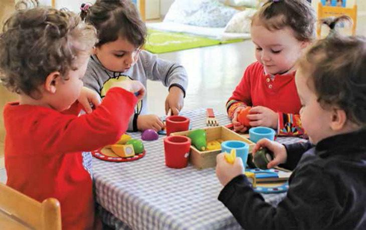A Imola asilo meno caro per 416 bambini grazie ai 380 mila euro dell'iniziativa «Al nido con la Regione»