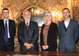 Il commissario prefettizio Nicola Izzo si è insediato in comune a Imola