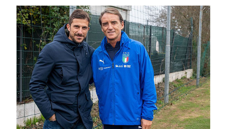 Acqua alta, «Mancio» e Gazzetta: l'ex tecnico dell'Imolese Alessio Dionisi e la «sua» Venezia