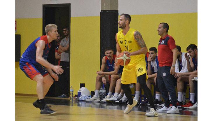 Basket C Gold, tris di vittorie casalinghe per Intech Imola, Olimpia Castello e Virtus Medicina