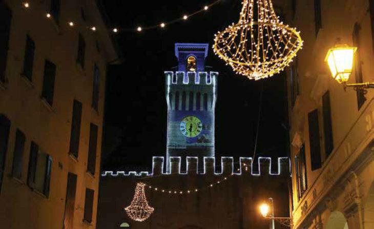 Castel San Pietro diventa la Città del Natale con tantissime iniziative a partire dal 1° dicembre