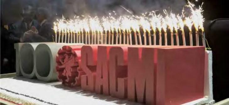 Il 2 dicembre Sacmi compie 100 anni, un sabato di festa per tutti per celebrare la ricorrenza