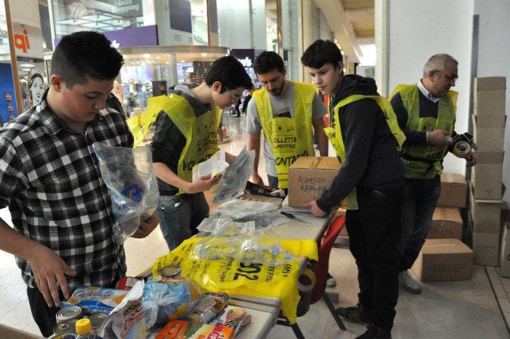 Torna l'ultimo sabato di novembre la Colletta Alimentare in 44 punti vendita nel circondario imolese più Ozzano