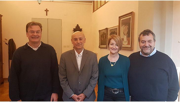Il dottor Paolo Ortolani è il nuovo direttore della Cardiologia dell'Ausl di Imola