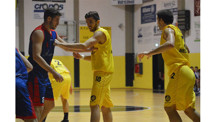 Basket C Gold, Virtus Medicina corsara a Bertinoro