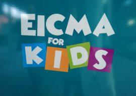 Eicma.. For kids!