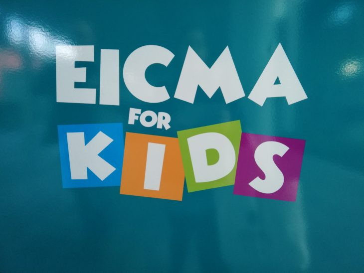 Eicma.. For kids!