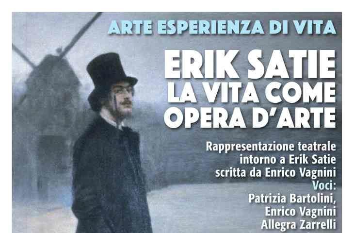 Che cos'è musica oggi? Il Circolo Arca dedica una serata al compositore Erik Satie
