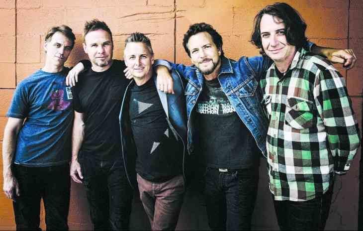 I Pearl Jam all'autodromo di Imola il 5 luglio. Biglietti nominali in vendita da sabato