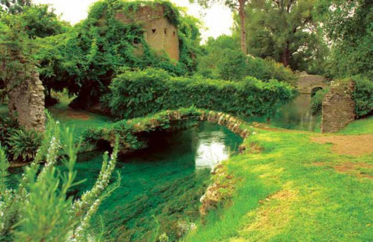 La storia di Lauro Marchetti, il curatore di origini imolesi del «Giardino di Ninfa», in provincia di Latina