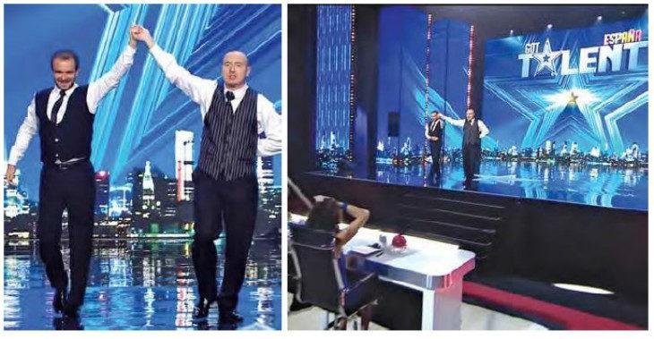 La polka chinata ozzanese è salita sul palco di Got Talent España, trasmissione seguita da 3 milioni di spettatori