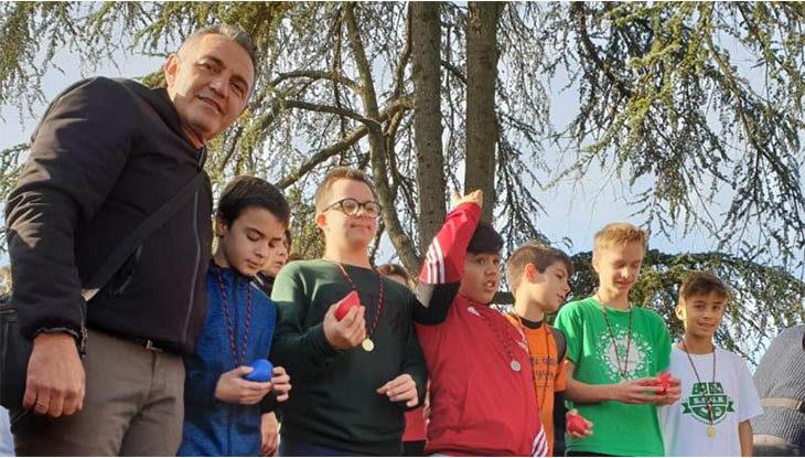 Corsa campestre, 600 studenti protagonisti a Imola nell'area verde del Sante Zennaro