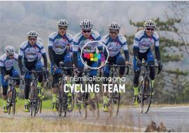 Ciclismo, primo anno di attività per #inEmiliaRomagna Cycling Team: un progetto che guarda oltre lo sport