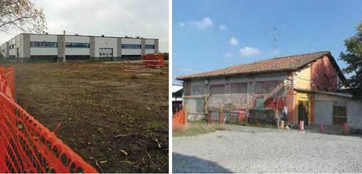 Lo storico locale da ballo ozzanese «Al Camaroun» non esiste più, l'edificio abbattuto qualche settimana fa
