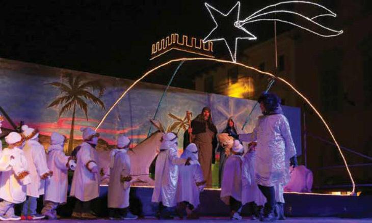 Torna in centro a Imola «Accadde a Betlemme», la rappresentazione natalizia delle scuole San Giovanni Bosco