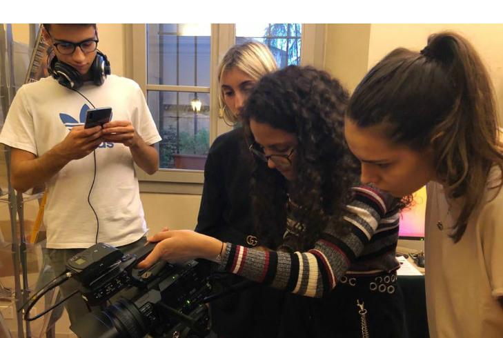 Al circolo Cappuccini i documentari su Imola realizzati dal gruppo «Liceali doc» dell'Istituto Valeriani