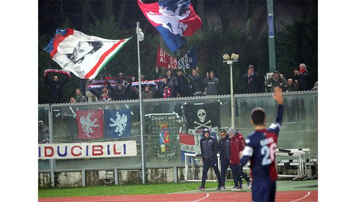 Calcio serie C, al Galli l'Imolese incrocia la capolista Vicenza. Mister Atzori: «Cercheremo di rendergli la vita difficile»