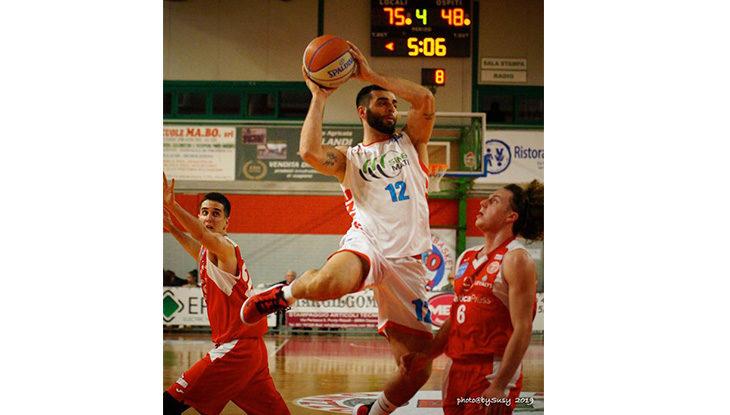 Basket serie B, a Giulianova la Sinermatic centra la seconda vittoria consecutiva