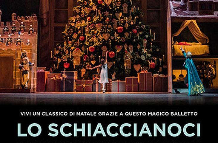 """A """"Cinema Osservanza' il balletto """"Lo schiaccianoci' del Royal Ballet"""