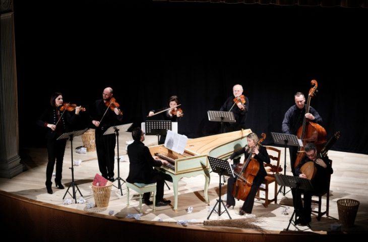 Paolo Lopez e l'Accademia Hermans allo Stignani per Erf