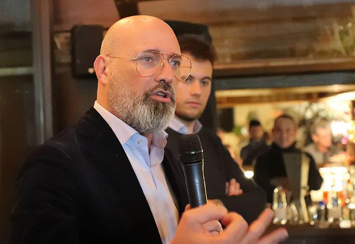"""Il presidente della Regione e candidato Bonaccini: """"Il nuovo? La competenza è importante per governare'  – VIDEO"""