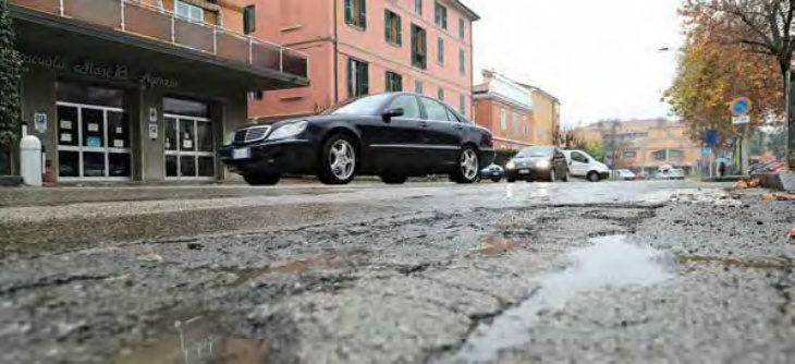 Asfaltature stradali, nel 2019 a Castel San Pietro sono stati spesi oltre 700 mila euro