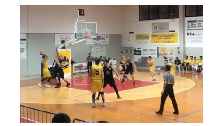 Basket C Gold, Castel Guelfo saluta il 2019 con una vittoria