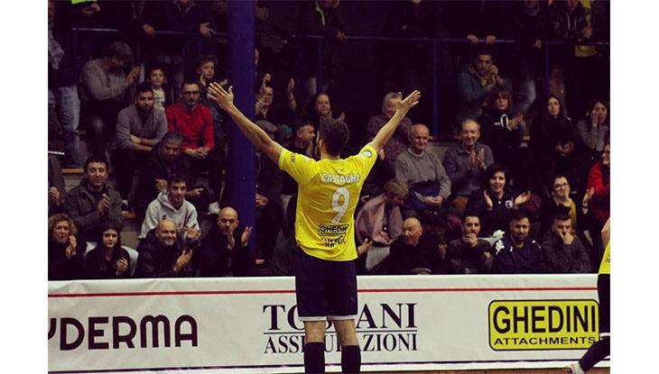 Futsal A2, un'Imolese costretta sempre ad inseguire strappa un pareggio nell'ultima partita dell'anno