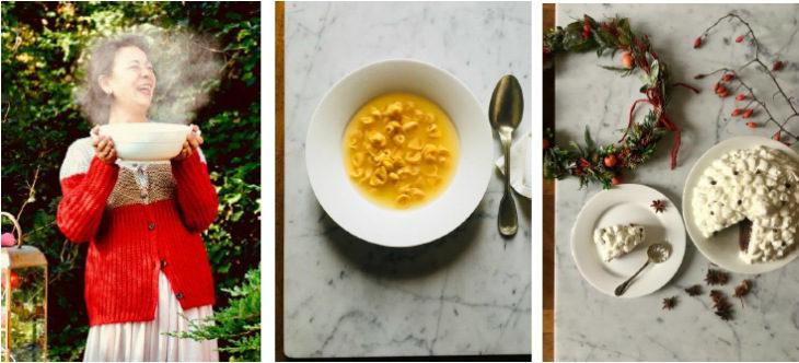 Tortellini in brodo di cappone e insalata russa, i consigli di Monica Campagnoli per la tavola di Natale