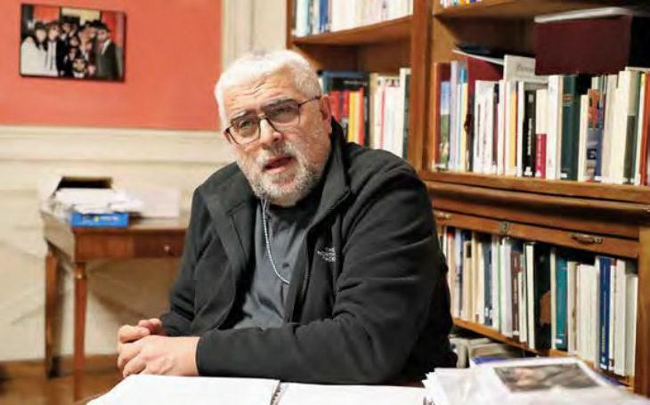 Il vescovo Giovanni Mosciatti: «Imola? Una ricchezza di partecipazione e volontariato che mi ha stupito»