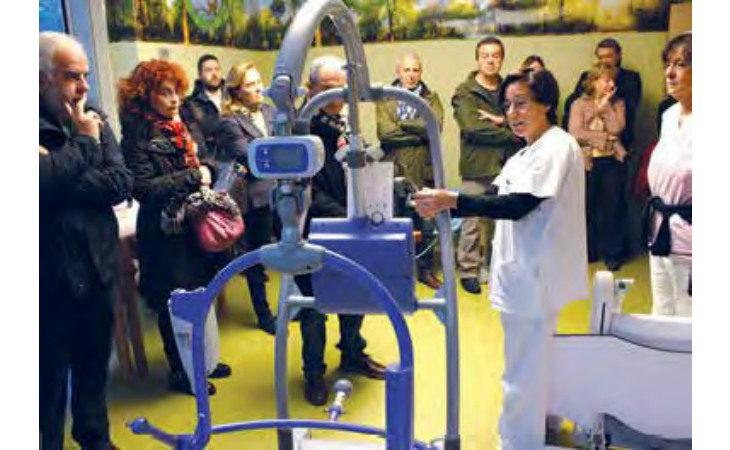 La coop Aurora Seconda celebra i suoi 50 anni di vita con una donazione alla Casa Cassiano Tozzoli