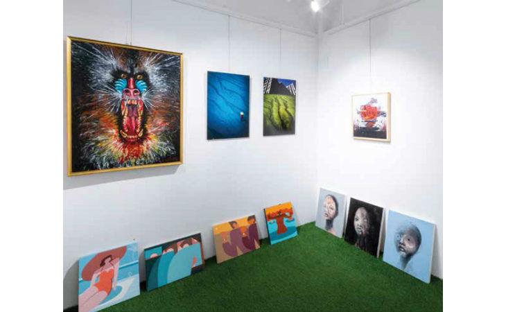 Un Natale all'insegna dell'arte con le opere in mostra a Imola per «Xmas Art Show Vol. 2»
