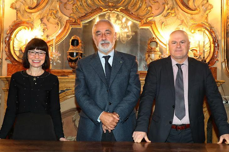 Gli auguri per l'anno nuovo del Commissario e dei subcommissari del Comune di Imola a tutti i cittadini
