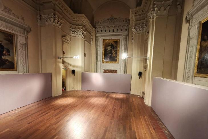 Nuova veste per la Salannunziata, ricca di opere d'arte e spazio ideale per mostre e conferenze