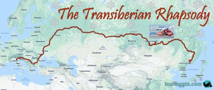 In Siberia, in moto, in inverno: la Transiberian Rhapsody di Wizz, motoviaggiatore di Lugo